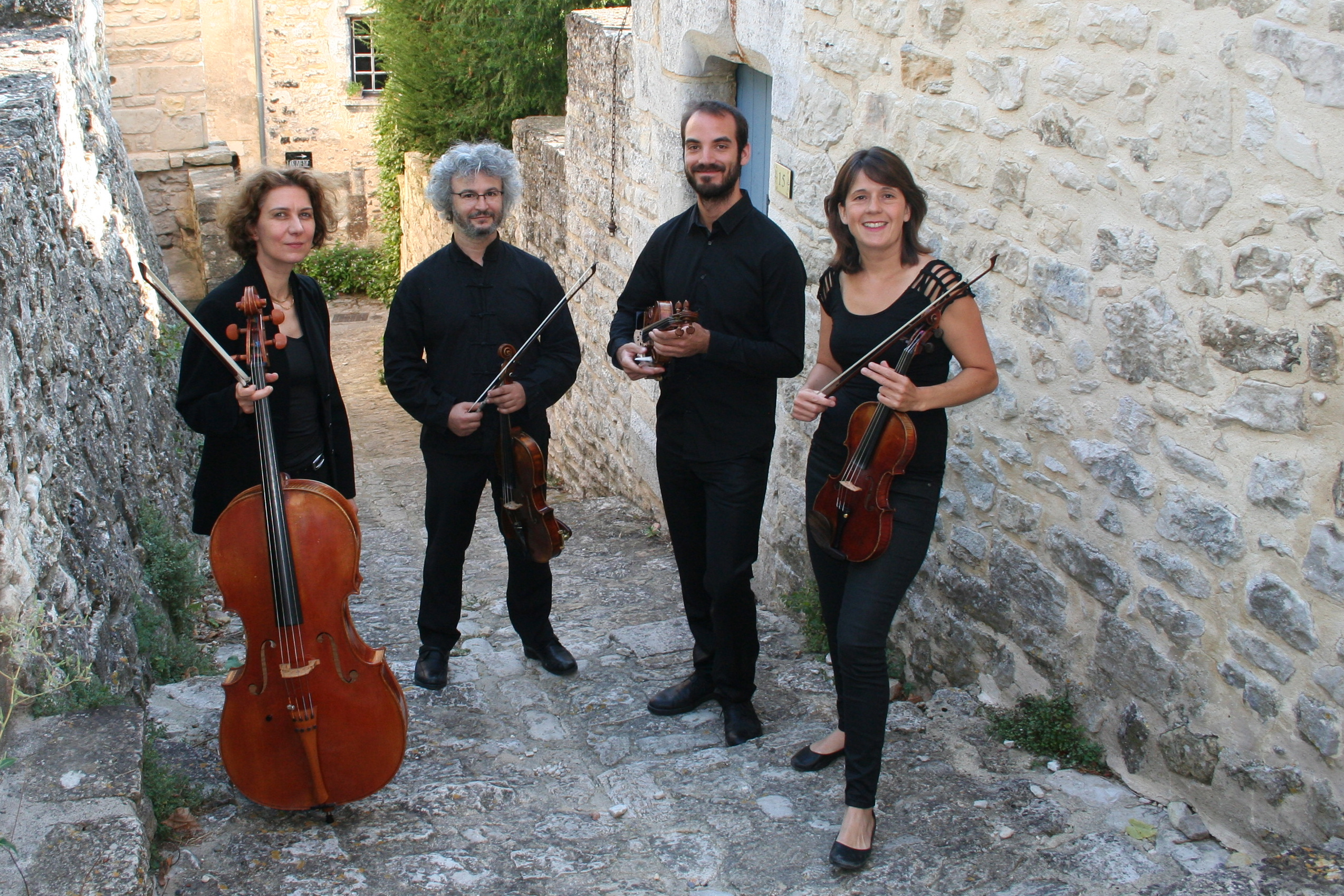quatuor Lugha 2017